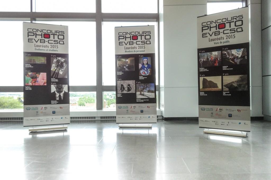 Poster des gagnants et finalistes du concours
