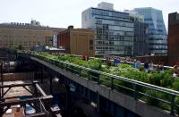 La High Line et le Meatpacking District